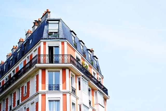 독일 베를린 아파트